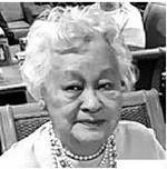 Gladys Leone  Heinemann (Sue)